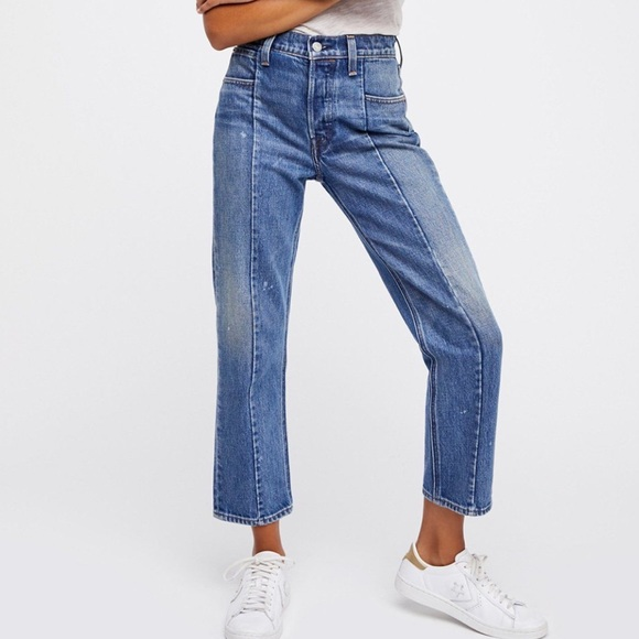 2b6bd8fce27 Levi's Jeans | Levis Altered Straight Leg | Poshmark